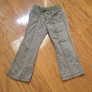 EUC Oshkosh Girls 4T Pants